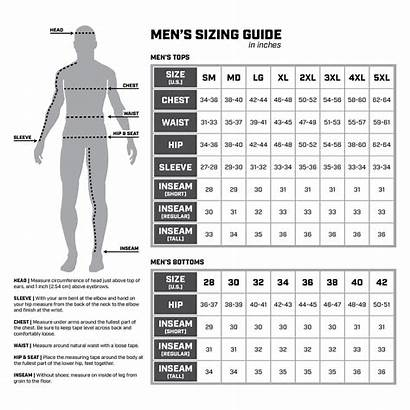Chart Sizing Klim Pants Mens Guide Pant