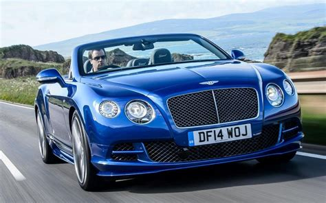 Bentley Picture by Bentley Continental Gt Convertible Review