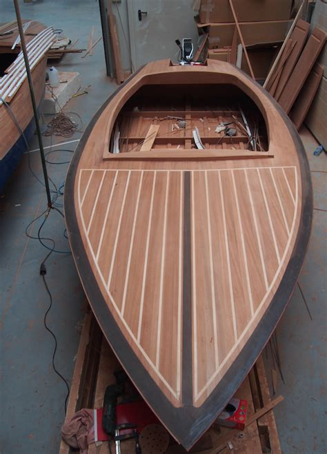 Runabout Boat Wood by Classic Wooden Boat Plans 187 Banshee 14 Runabout Arvin