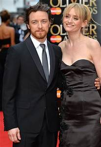 James McAvoy Divorce - Splits From Wife Anne-Marie Duff