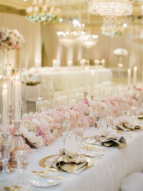 Pink and Gold Wedding Ideas for Your Ceremony & Reception