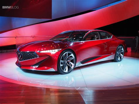 another cool concept debuted in detroit acura precision