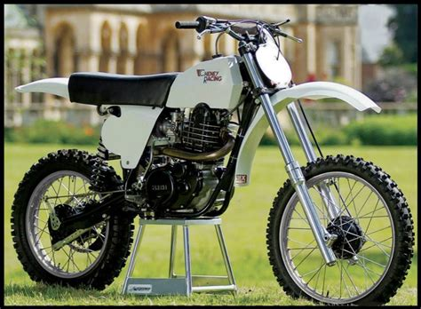 1981?- Cheney Custom Mx, Yamaha Xt650 Powered
