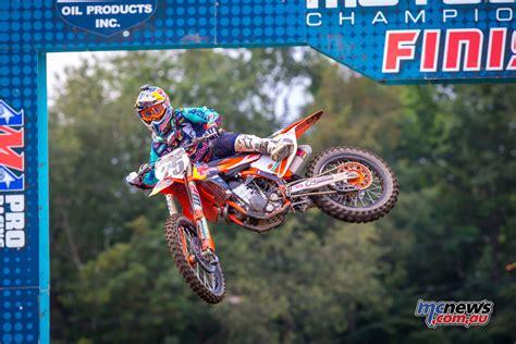 pro motocross riders names musquin takes the double ama pro mx win in unadilla