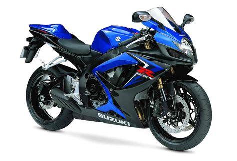 2007 Suzuki Gsx-r600 Review