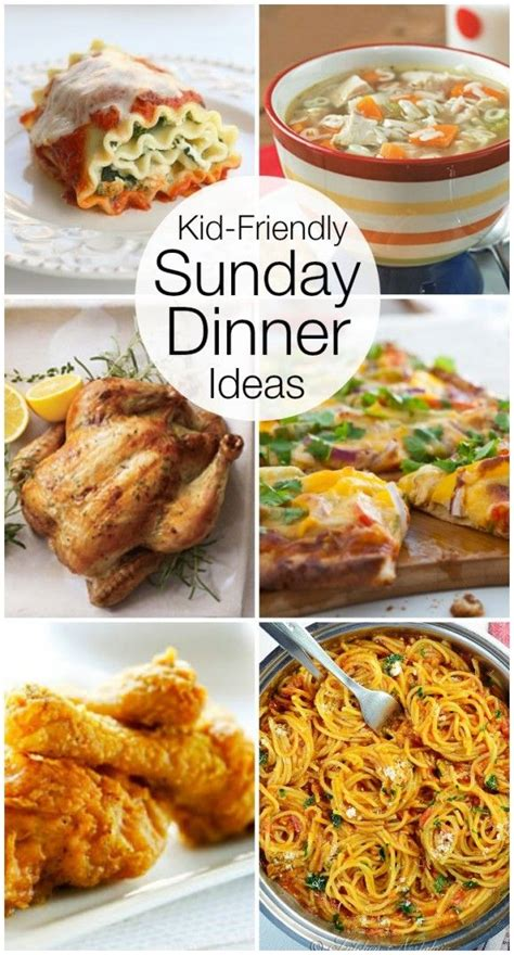 sunday dinner recipes kid friendly sunday night dinner ideas sunday night fast dinner recipes and romantic dinner