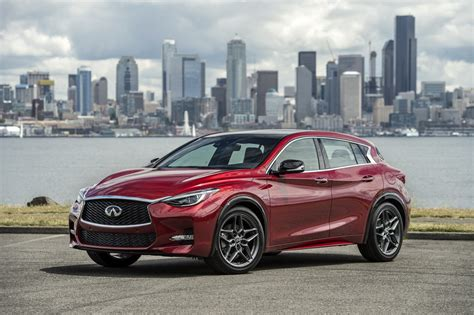 2017 Infiniti QX30 priced from under $30,000: Cheaper than ...