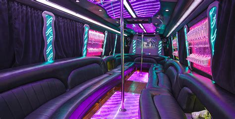 pink party bus denver pink party bus rental sunset limo