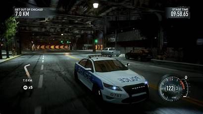 Police Desktop Wallpapers Driving Ford Widescreen Fullscreen