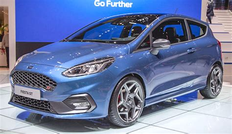 2019 Ford Fiesta Us, St Review, Changes, Specs  Ford Reviews