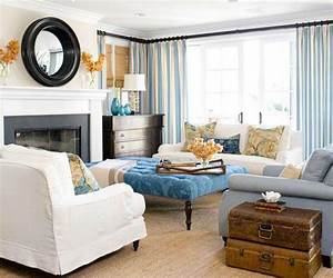 10 beach house decor ideas With beach inspired living room decorating ideas