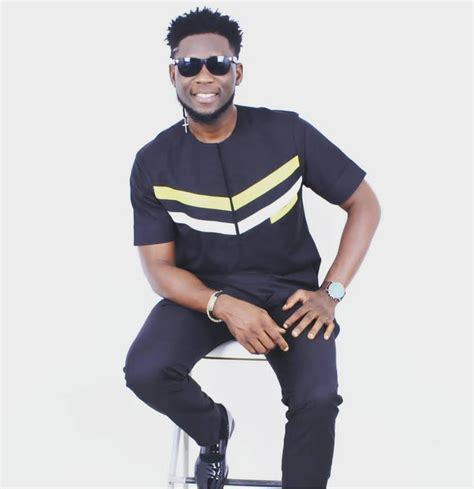 Black Latest Native Styles For Guys African Mens
