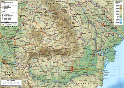 geography  romania wikipedia