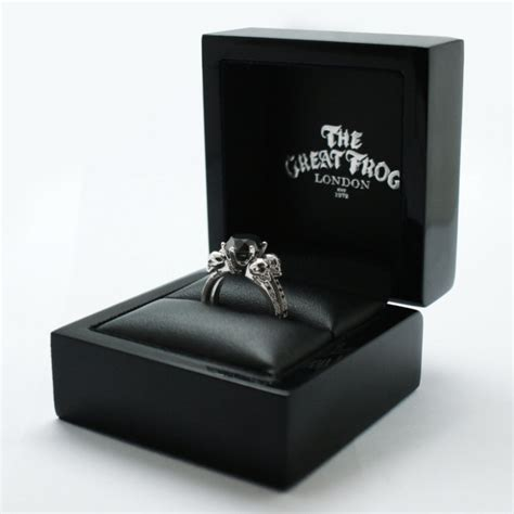 kat von d s engagement ring the great frog