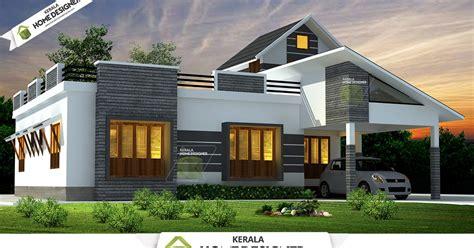 sqft  bhk single floor  cost kerala home design