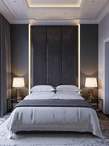 Modern, Bedroom, On, Behance