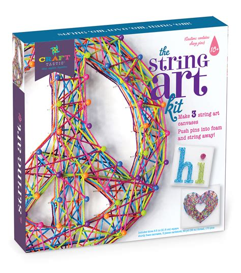 craft tastic string art kit joann