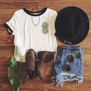 Hipster Summer Outfit Tumblr | www.pixshark.com - Images ...