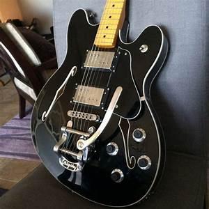 Heavily Upgraded Fender Starcaster