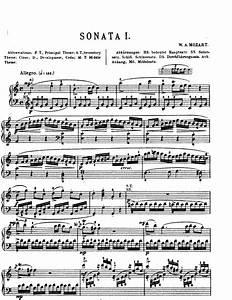 Piano Sonata No.16 in C major, K.545 (Mozart, Wolfgang ...