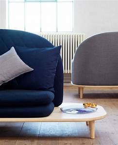 Rise sofa by note design studio for fogia design milk for Design studio sectional sofa