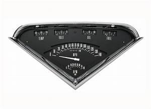 55 56 57 58 59 Chevy Truck Classic Instruments Gauge Panel