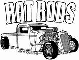 Coloring Lowrider Trucks Rod Adults Rods Cars Adult Truck Books Rat Colouring Google Monster Prints Colorear Templates Cool Template Drawings sketch template