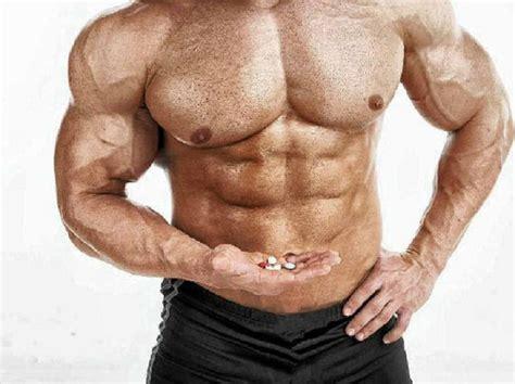 gunakan steroid untuk bikin badan berotot pria bisa alami