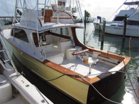Roy Merritt Boats by Merritt 37 Sportfisherman Soundings