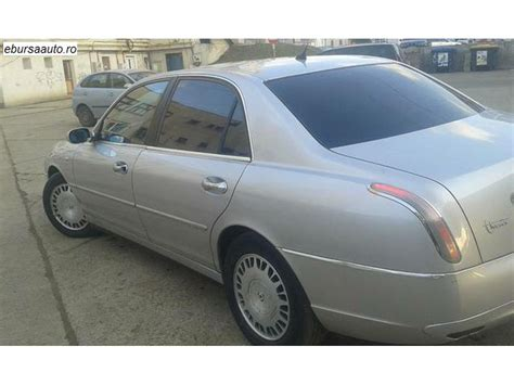 2005 Lancia Thesis Pictures Information And Specs