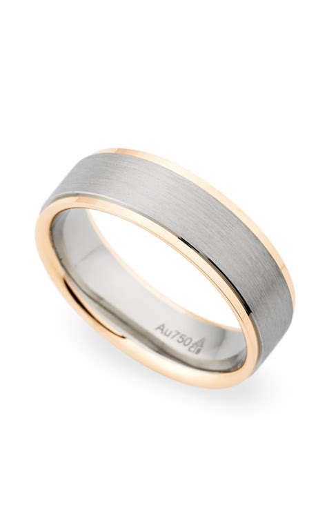 christian bauer modern wedding band 273844