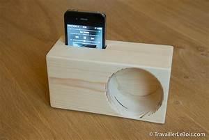 Amplificateur De Son : fabriquer des objets en bois facile l 39 habis ~ Melissatoandfro.com Idées de Décoration
