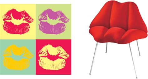 Pop Art And Product Design