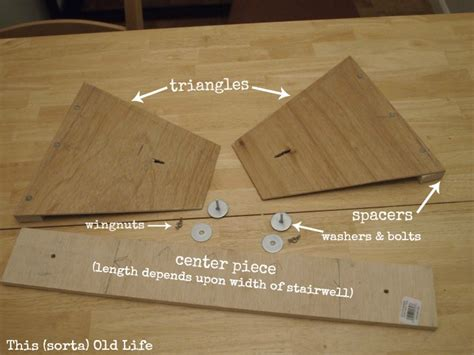 stair tread template diy your own stair tread how to cut stair treads without measuring not even once