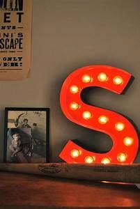 Lettre Lumineuse Deco : la lettre sokeen ~ Teatrodelosmanantiales.com Idées de Décoration
