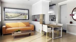 Salas comedor pequeñas de apartamentos YouTube