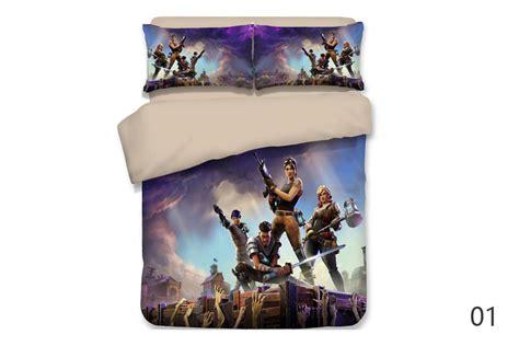 customized fortnite bed set duvet cover  sale