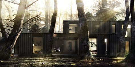Modern Style Architectural Renders by 12 Postwork Style Architectural Visualization Tutorials
