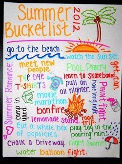 summer bucket list    beach cute love quotes