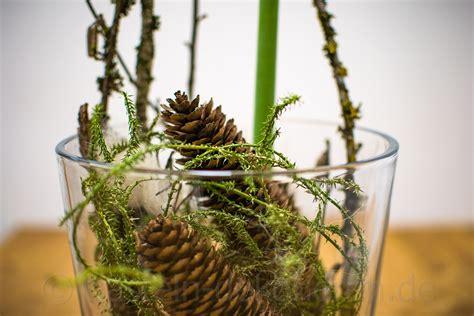 Frühlingsdeko Basteln Mit Naturmaterialien Fr Hlingsdeko Basteln