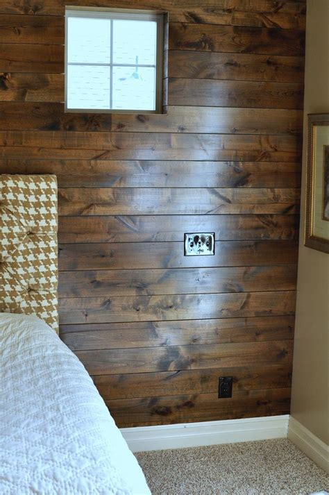 plank a wall wood plank walls woodworking projects plans