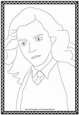 Hermione Coloring Granger Colouring Pages Grangers Activity Potter Harry Pdf Village Template Characters Explore Activityvillage sketch template