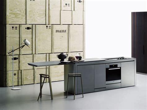 norbert cuisine cuisine en acier k2 by boffi design norbert wangen