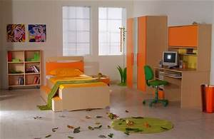 decorer une chambre d ado fille 2 chambre ado orange With decorer une chambre d ado