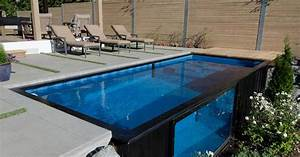 Pool Aus Container : shipping container pools pros and cons big box containers ~ Orissabook.com Haus und Dekorationen