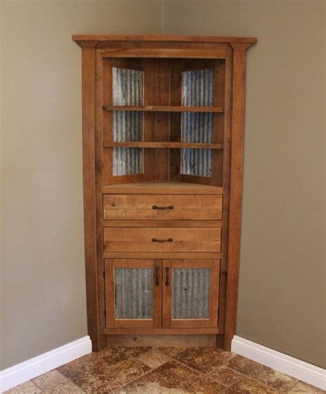 cabinets for kitchen storage rustic corner cabinet i rustic 5077