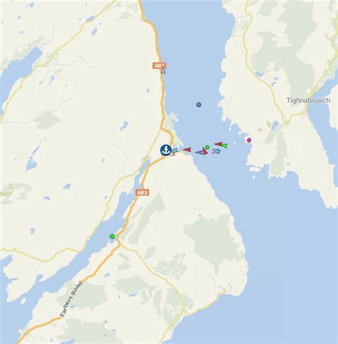 Fishing Boat Accident In Tarbert by Missing Boat Argyll Two Fishermen Feared Dead After Boat