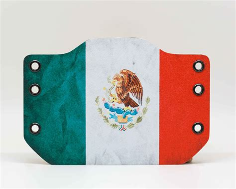 Mexico Flag - Freedom Protective Gear