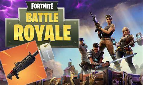 fortnite heavy shotgun revealed ps xbox   mobile