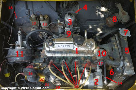 basic car parts diagram labeled diagram  car engine
